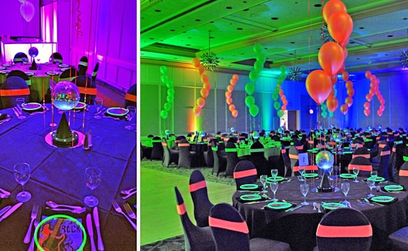 Corporate event planning kelowna for Balloon decoration for corporate events
